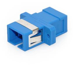 SC/SC Female to Female Singlemode Simplex Fiber Coupler
