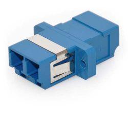 LC/LC Female to Female Singlemode Duplex Fiber Coupler (10 Pack)