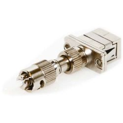 SC Female to ST Male Multimode 50/125 Adapter Converter
