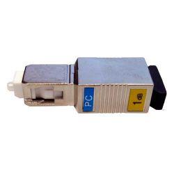 SC Singlemode Plug Type Fiber Attenuator