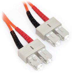 CAB-MMF-SC-2M Cisco Compatible 2m SC/SC Duplex 62.5/125 Multimode Fiber