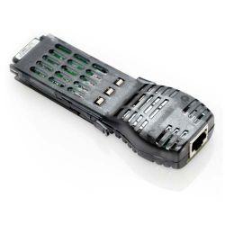 10018 Extreme Compatible UTP 1000BASE-T GBIC-based transceiver RJ-45 connector 80 meter