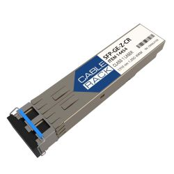 SFP-GE-Z Cisco Compatible 1000BASE-ZX SMF 1550nm SFP with DOM Support