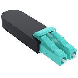 SC 50/125 Multimode Fiber Optic Loopback