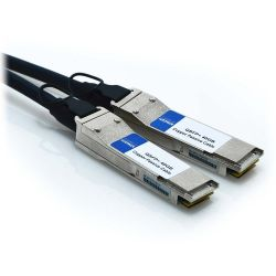 0.5m QSFP+ 40Gbps Passive Infiniband QDR SAS Cable