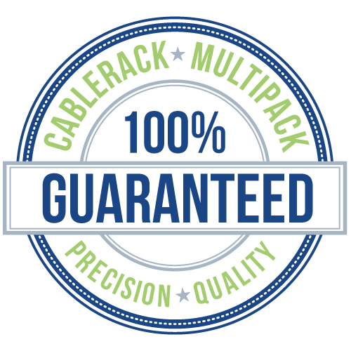 CableRack Bamboo Large Cable Management Box for Amazing Desk Cable Management and Power Strip Box Solutions